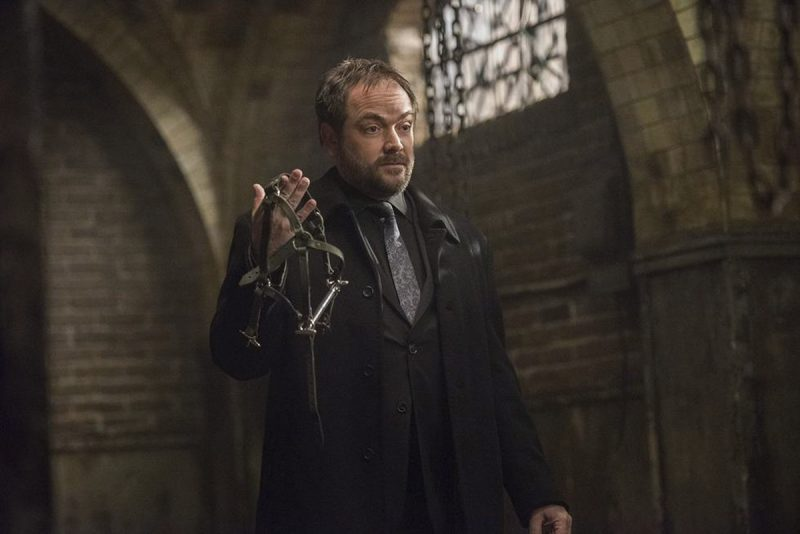 supernatural crowley kinky with lucifer 1215