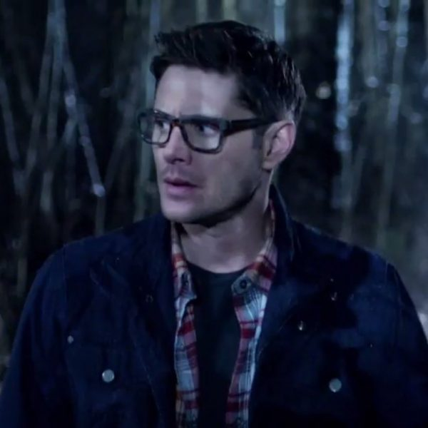supernatural dean winchester sexy geek glasses