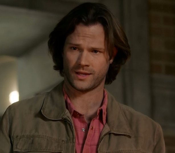 supernatural sam winchesterer gross face 1215
