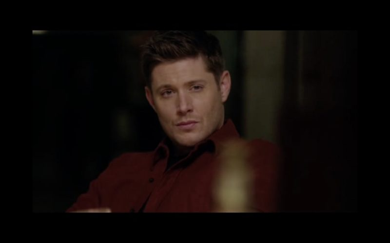 supernatural the raid dean winchester considering mary