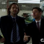 'Supernatural' Winchester brothers somewhere between heaven and hell