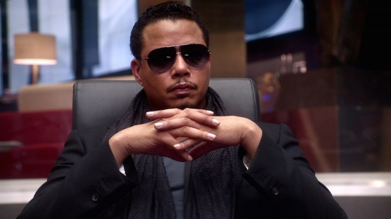 terrence howard from violent to meek