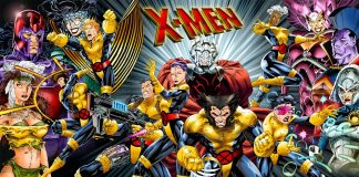 the return of the x men 2017 images