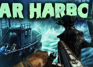 what i'm playing now fallout 4 far harbor and uncharted 4 still 2017 images