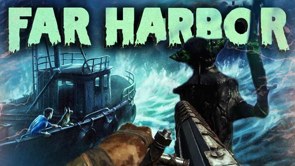 What I'm Playing Now: Fallout 4 Far Harbor and Uncharted 4 still 2017 images