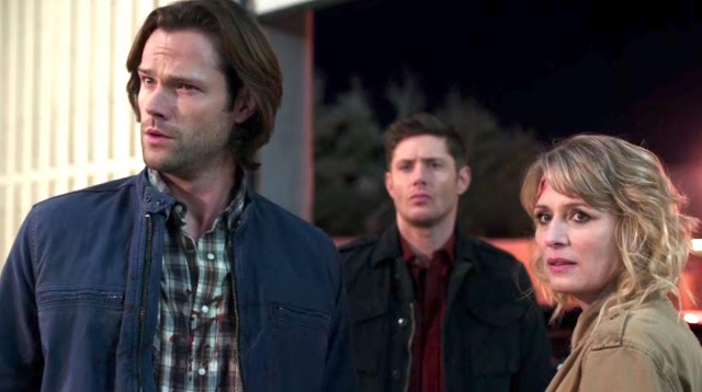 winchester family mary dean sam supernatural the raid