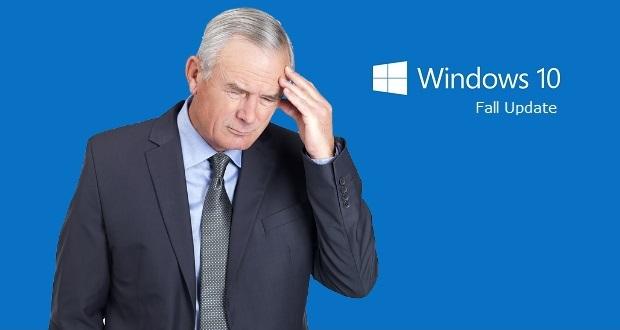 windows 10 headache update done
