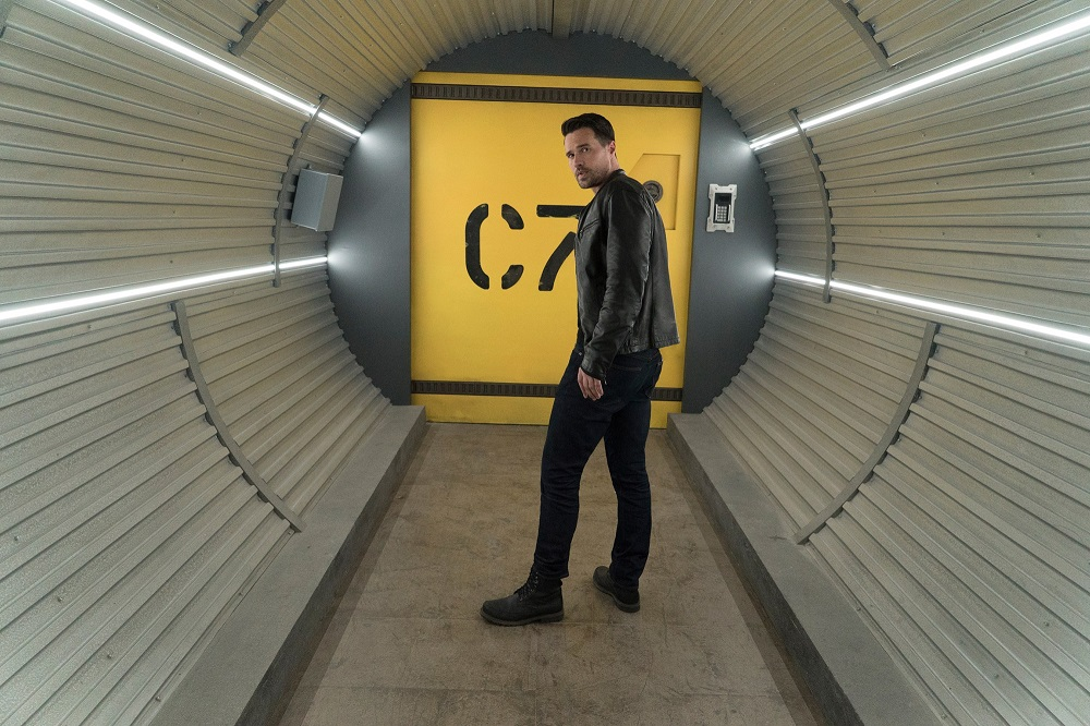 'Agents of SHIELD:' Identity and Change Claiming of Leopold Fitz 2017 images