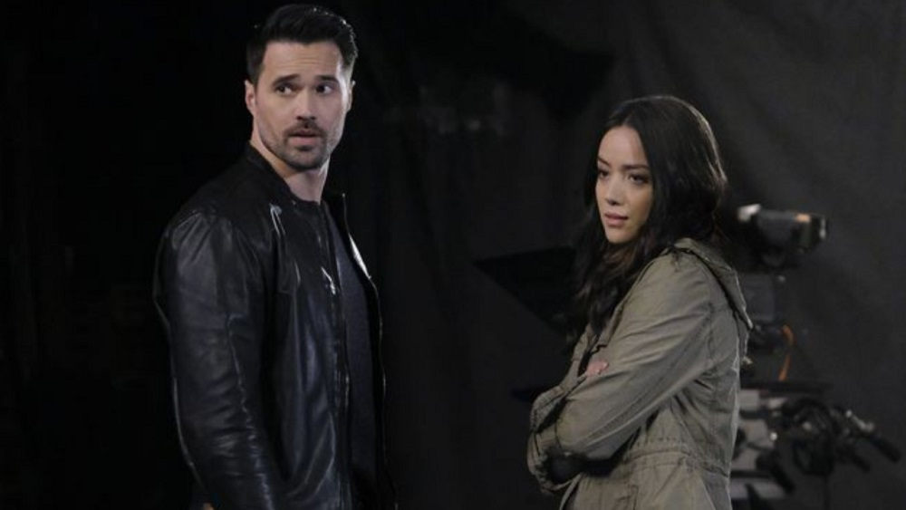 Agents of SHIELD It's All Coming Together in All the Madame's Men 2017 images