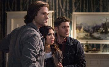 Dean Winchester and the Terrible Horrible No Good Very Bad Day – aka 'The Future' 2017 images