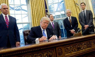 Donald Trump has signed plenty of bills that will affect you 2017 images
