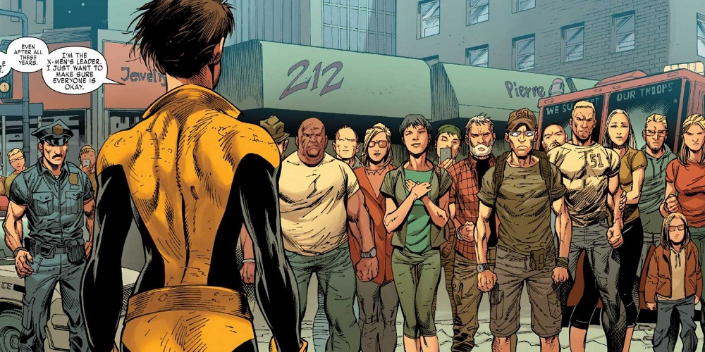From Anti Diversity to Anti Semitism, Marvel Comics Has its Hands Full 2017 images