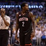 Rockets Patrick Beverley wants more NBA control over fans 2017 images