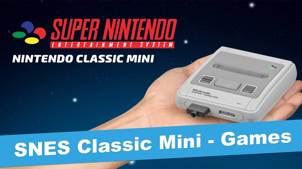 SNES Classic Mini: Nintendo's Second Cash Cow or Frustrating Bull to Gore Fans? 2017 images
