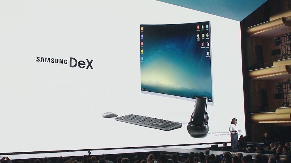 Samsung's Version of Continuum and Other DeX Treats 2017 images