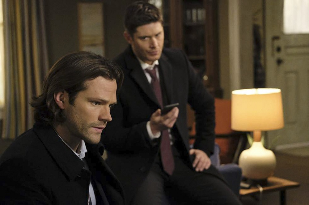 Supernatural Returns With 12.16 Ladies Drink Free 2017 images