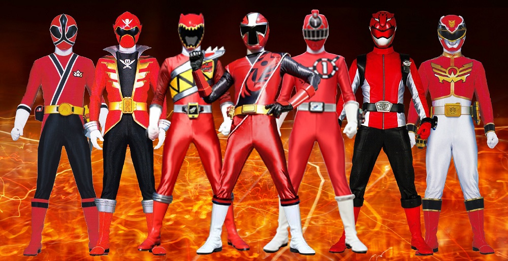 The Sentai Series that Inspired Power Rangers 2017 images