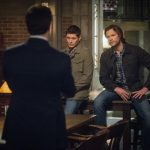 Things get real serious with 'Supernatural' British Invasion 2017 images