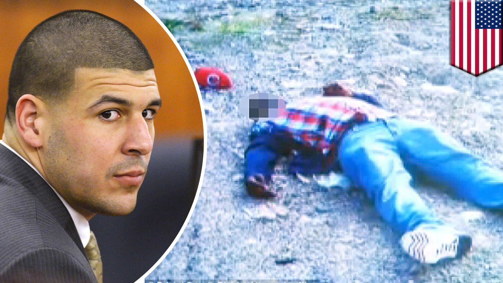 aaron hernandez murdered odin lloyd killed himself