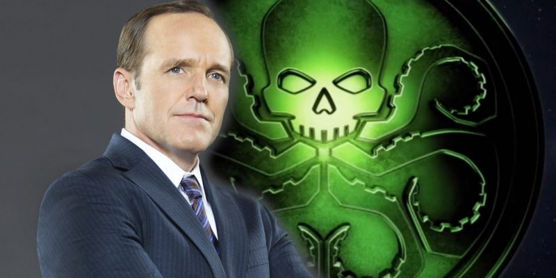 agent coulson hydra agents of shield