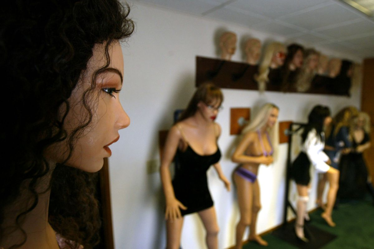 Will High-Tech Sex Robots Cause Psychoses 2017 images
