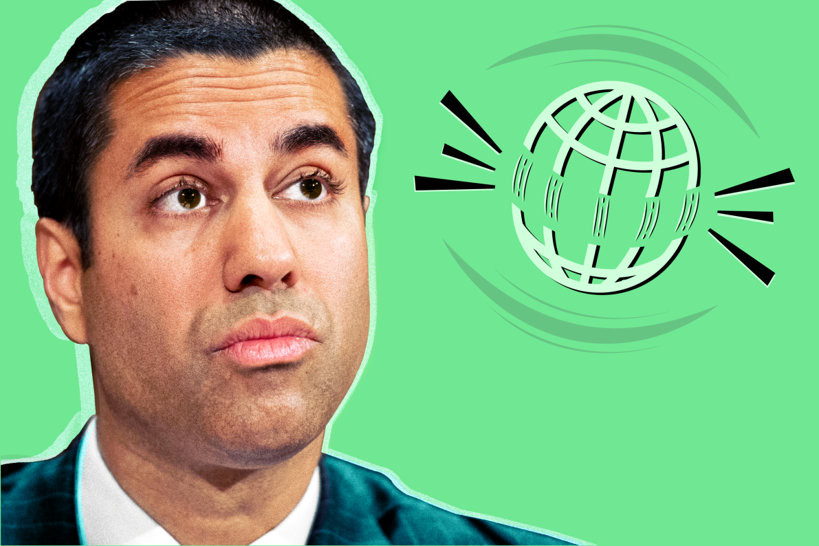 net neutrality back under fire from Donald Trump administration 2017 images