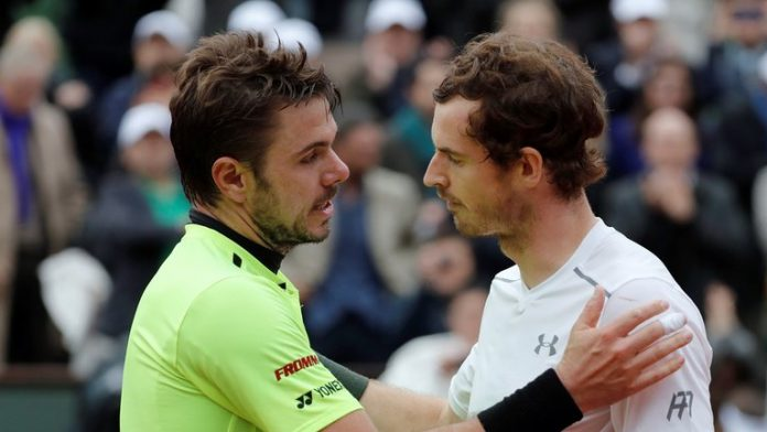andy murray and stan wawrinka get outed at monte carlo masters
