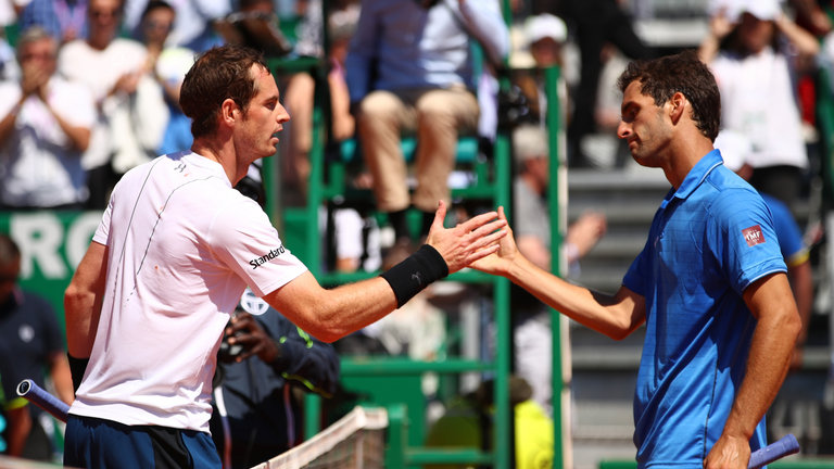 Andy Murray, Stan Wawrinka crash out of 2017 Monte Carlo Masters 2017 images