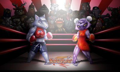 animal boxing game dx