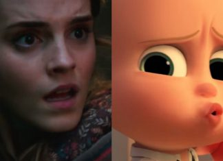 baby bosses out beauty and the beast from box office top spot 2017 images