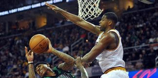 boston celtics keeping lead on cleveland cavaliers 2017 images