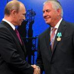 can rex tillerson push vladimir putin into a decision 2017