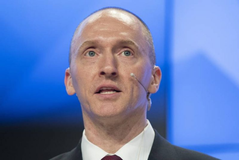 carter page russian connection