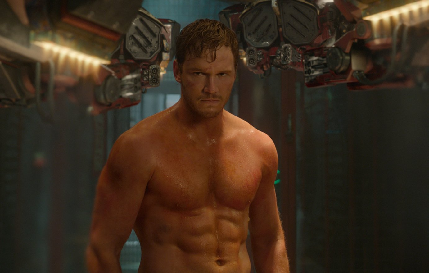 chris pratt talks guardians of the galaxy vol 2 family and cigars 2017 images