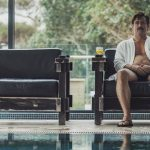 colin farrell shirtless bulge in lobster