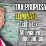 donald trump tax plan estate