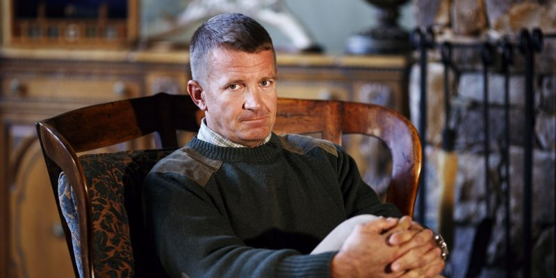 erik prince blackwater russia connection with donald trump