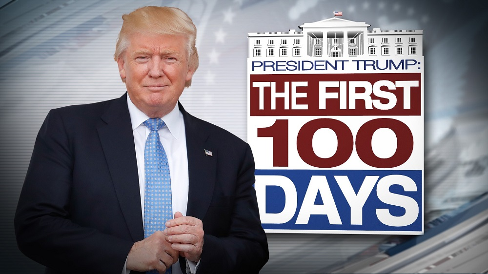 Fact checking Donald Trump's 100 Day Contract with Americans 2017 images