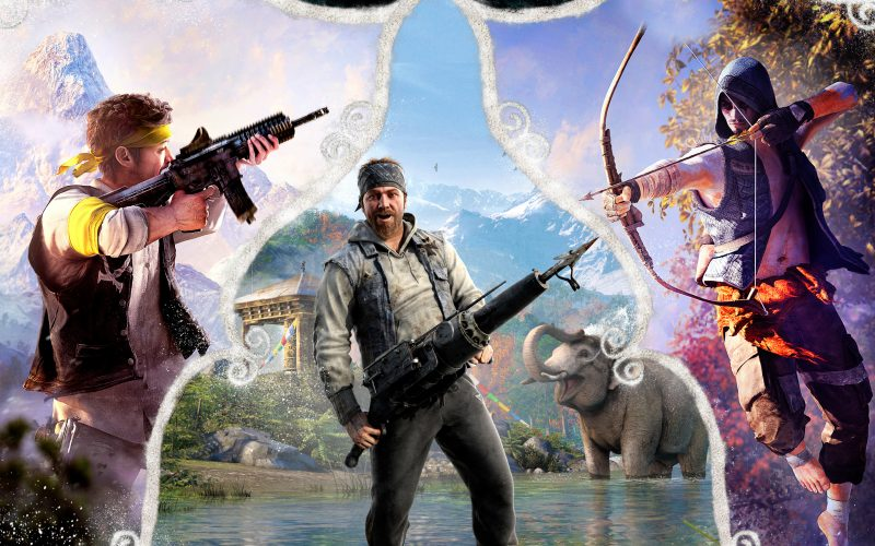 far cry 4 game images