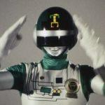 green super sentai show