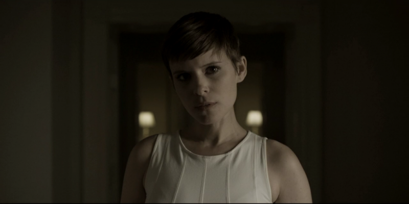 house of cards chapter 44 frank underwood hallucinates zoey