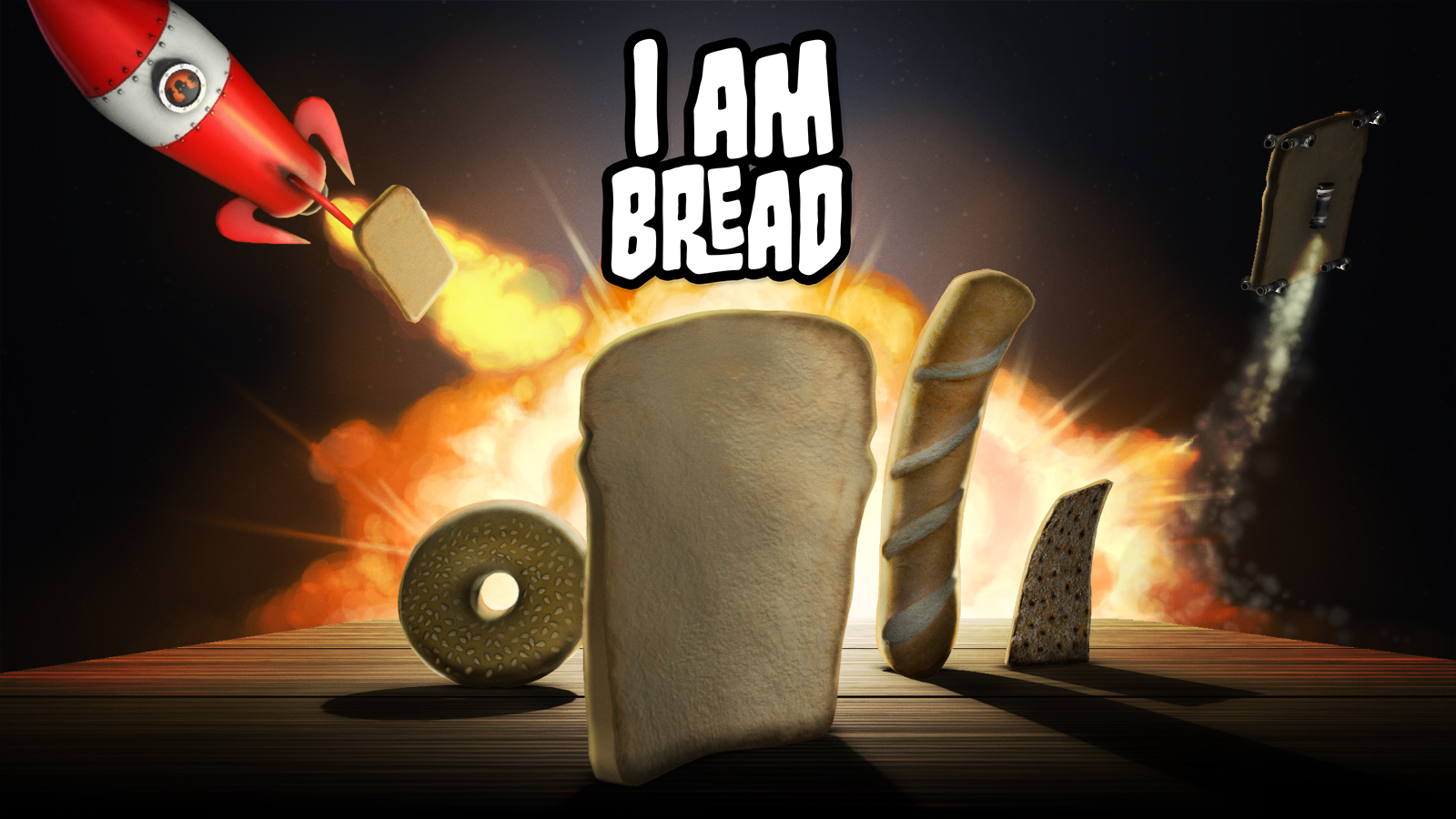 i am bread game