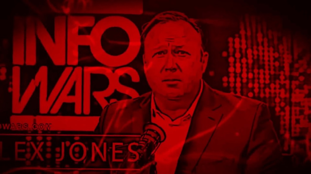 infowars alex jones paints himself into corner with lawsuit 2017 images