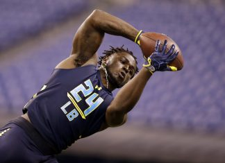 jabrill peppers sees draft stock drop after positive drug test 2017 images