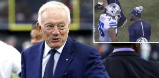 jerry jones fine with nfl pot smoking and wants roger goodell pay cut 2017 images