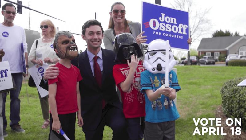 jon ossoff georgia democrat 2017