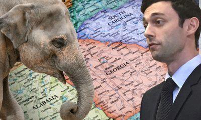 jon ossoff vs republican party in georgia