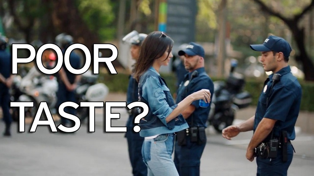 Kendall Jenner's can of Pepsi only highlights the race problem 2017 images