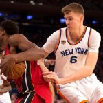 kristaps porzingis trade rumors from knicks
