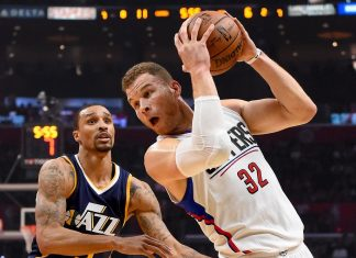 los angles clippers woes continue with jazz 2017 images